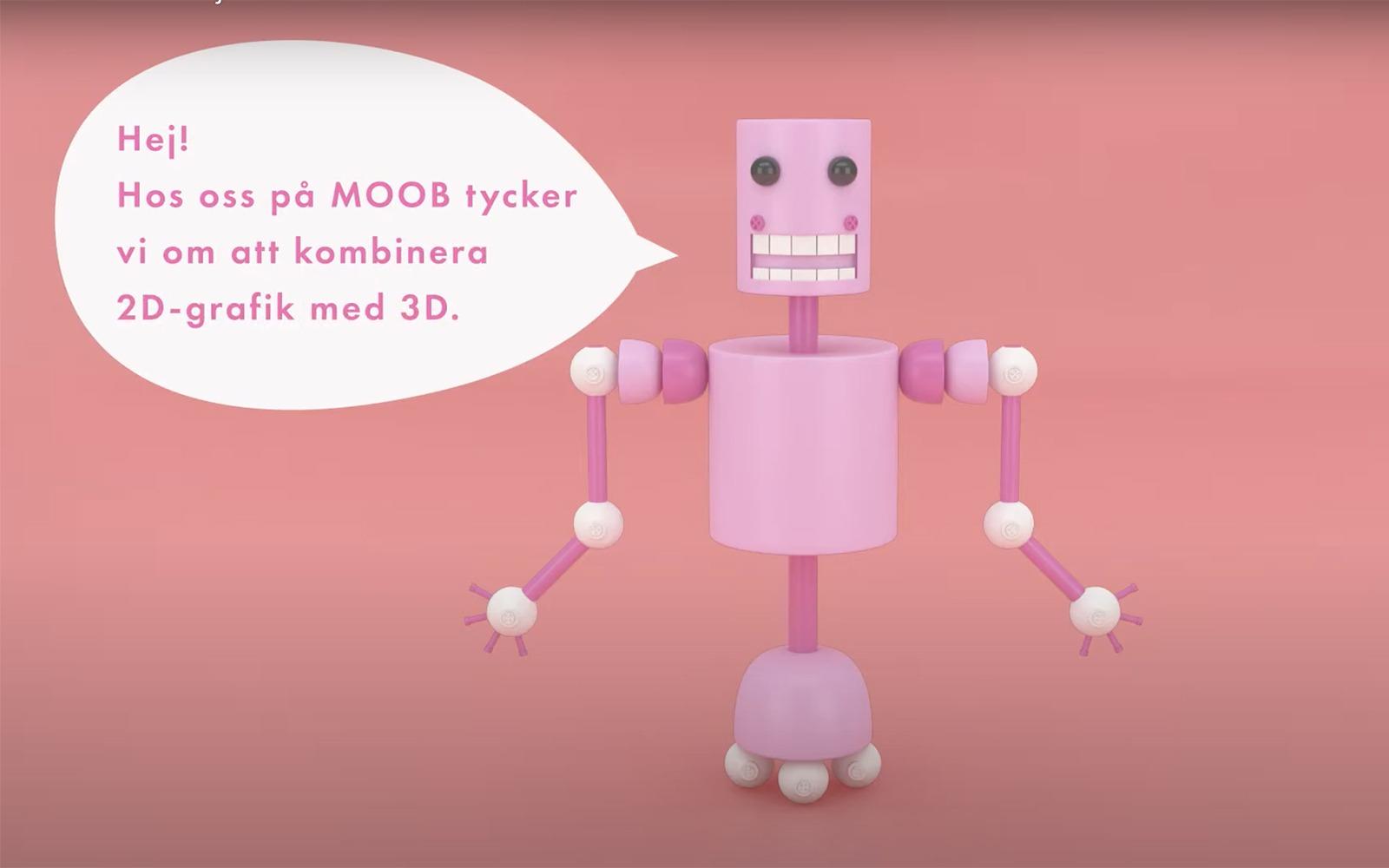 Moob Robot